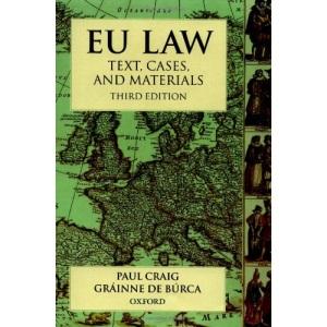 EU Law, 3rd Ed