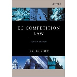 EC Competition Law (Oxford EC Law Library)