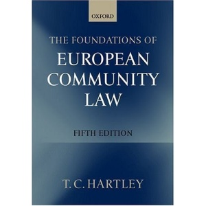 The Foundations of European Community Law