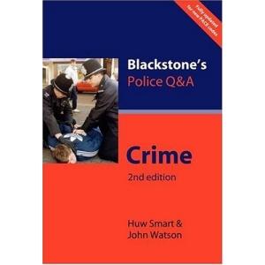 Crime (Blackstone's Police Q & A)