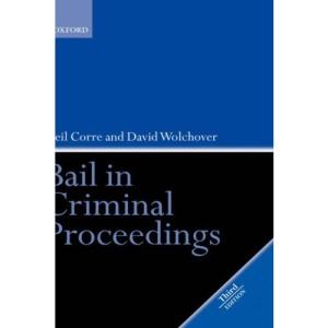 Bail in Criminal Proceedings