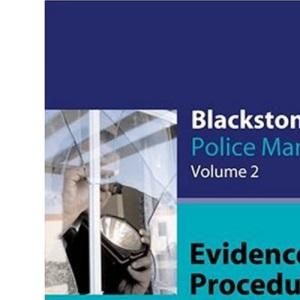 Evidence and Procedure 2005 (Blackstone's Police Manuals)