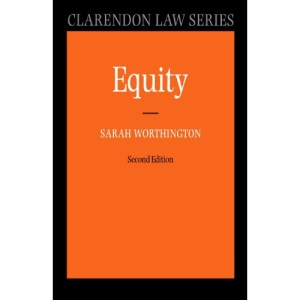 Equity (Clarendon Law Series)