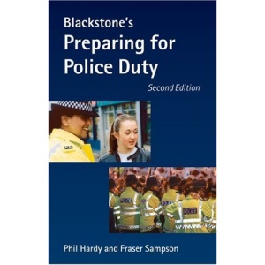 Blackstone's Preparing for Police Duty