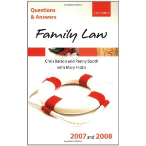 Q&A: Family Law 2007 and 2008