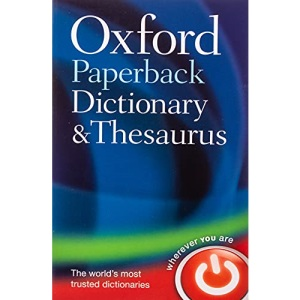Oxford Paperback Dictionary & Thesaurus