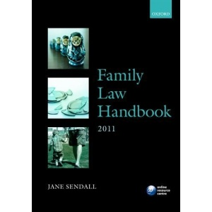 Family Law Handbook 2011 (Legal Practice Course Guide)