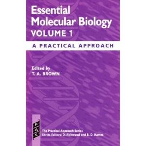Essential Molecular Biology: v.1: A Practical Approach: Vol 1