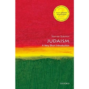 Judaism: A Very Short Introduction 2/e (Very Short Introductions)