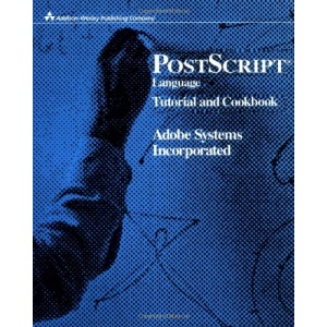 PostScript Language: Tutorial and Cook Book (APL)