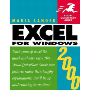 Excel 2000 for Windows (Visual QuickStart Guides)