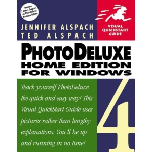 Photodeluxe 3 for Windows and Macintosh (Visual QuickStart Guides)