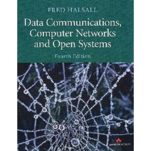Data Communications, Computer Networks and Open Systems [Fourth Edition]