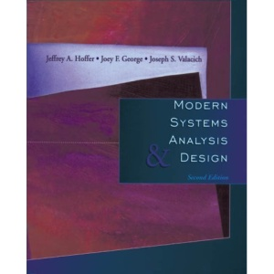 Modern Systems Analysis and Design: Oracle Edition (World Student)