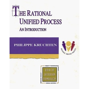 The Rational Unified Process: An Introduction (Object Technology Series)