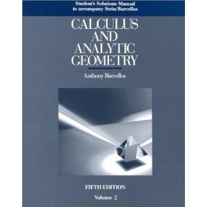 Calculus and Analytic Geometry (World Student)