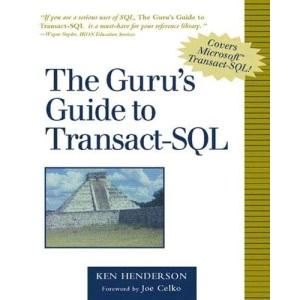 Guru's Guide to Transact-SQL, The
