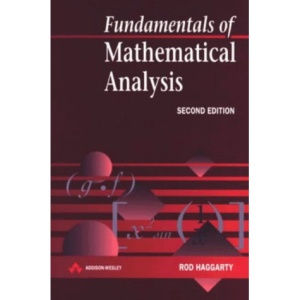 Fundamentals of Mathematical Analysis