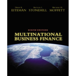 Multinational Business Finance (The Addison-Wesley Series in Finance)