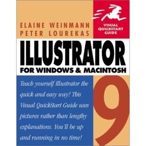 Illustrator 9 for Windows and Macintosh (Visual QuickStart Guides)