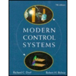 Modern Control Systems (Addison-Wesley series in electrical and computer engineering. Control engineering)