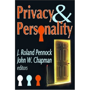 Privacy and Personality