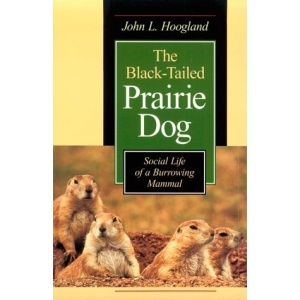 The Black-tailed Prairie Dog: Social Life of a Burrowing Mammal (Wildlife Behaviour & Ecology)