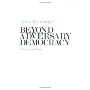Beyond Adversary Democracy