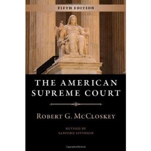 The American Supreme Court (Chicago History of American Civilization)