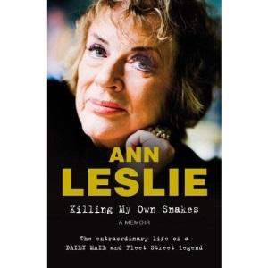 Killing My Own Snakes: A Memoir