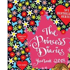 Princess Diaries Yearbook 2008