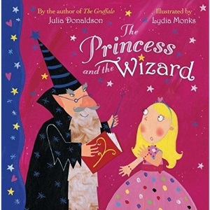 The Princess and the Wizard Book and CD Pack (Book & CD)