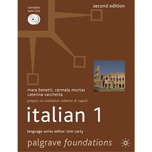 Foundations Italian 1 (Palgrave Foundation Series Languages)