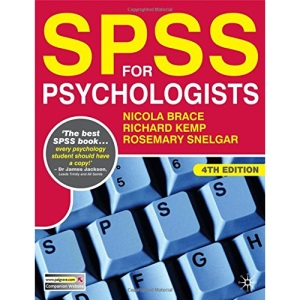 SPSS for Psychologists (0)