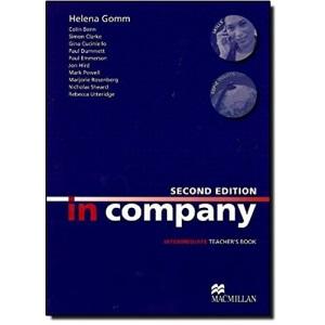In Company Second Edition Intermediate: Teacher's Book