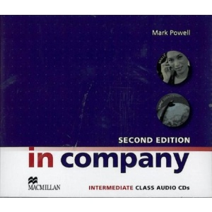 In Company Second Edition Intermediate: Class CD