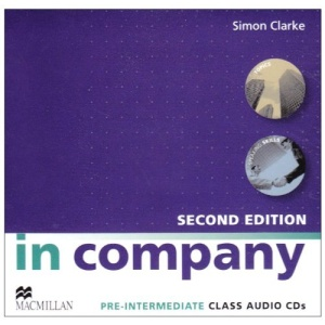 In Company Second Edition Pre-intermediate: Class Audio CD