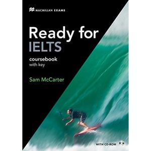 Ready for IELTS: Student Book + Key + CD-ROM