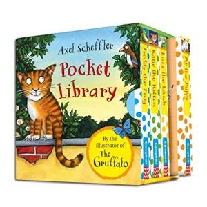 Axel Scheffler's Pocket Library (Campbell Axel Scheffler)