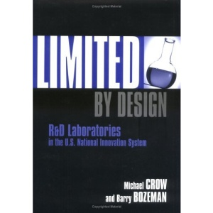 Limited by Design: R and D Laboratories in the U.S. National Innovation System