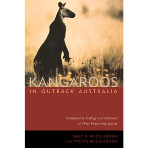 Kangaroos in Outback Australia: Comparative Ecology and Behavior of Three Coexisting Species