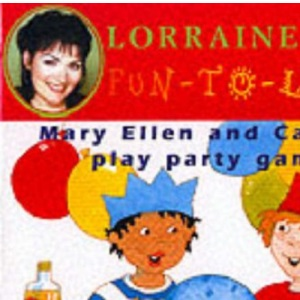 Mary Ellen and Cameron Play Party Games (Fun-to-learn Story Books)