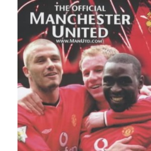 The Official Manchester United Annual 2002