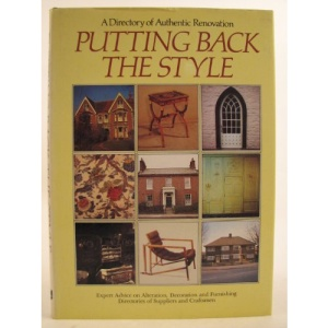 Putting Back the Style: Directory of Authentic Renovation