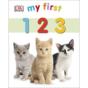 My First 123 (Dk My First)