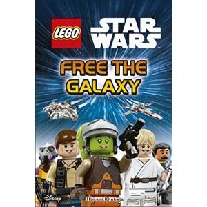 LEGO Star Wars Free the Galaxy (DK Reads Beginning To Read)