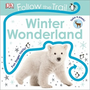 Follow the Trail Winter Wonderland: Take a peek! Fun finger trails!