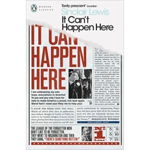 It Can't Happen Here: Sinclair Lewis (Penguin Modern Classics)
