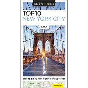 DK Eyewitness Top 10 New York City: 2020 (Travel Guide) (Pocket Travel Guide)