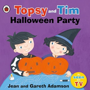 Topsy and Tim: Halloween Party